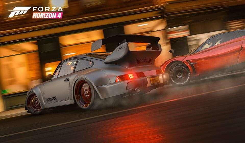 Forza Horizon 4 Arrives, Buy FH4 Credits For PC & Xbox One