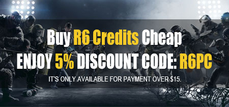 Buy R6 Credits For PC